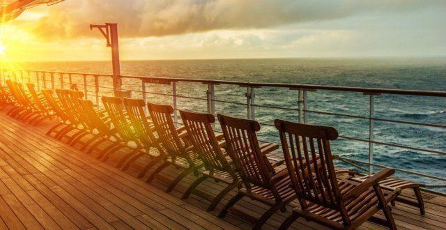 Cruise Ship Deck Chairs
